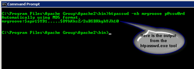 How-To Password Protect an Apache Website using  htaccess
