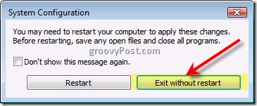 Remove Windows Defender Vista