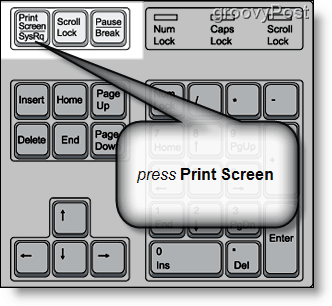 how to take a screenshot in windows 10 without printscreen