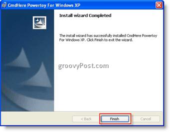 CMDHere Powertoy 6 :: groovypost.com
