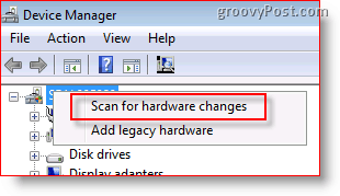Windows Vista SP1 Issues :: groovyPost.com