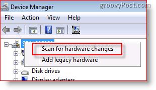 Windows Vista SP1 Issues :: groovyPost.com