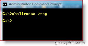 Add Run As Different User to Windows Explorer Context Menu for Vista and Server 2008 :: groovyPost.com