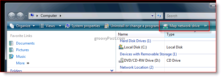 how to share drive in windows 7 on lan