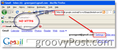 How-To enable SSL for all GMAIL pages :: groovyPost.com