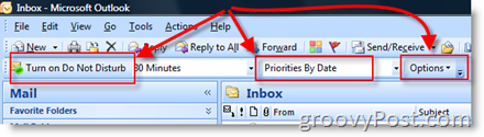 Microsoft Email Prioritizer Configuration :: groovyPost.com