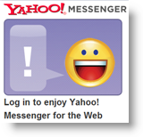 Yahoo Messenger Web based Client