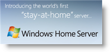 Microsoft Windows Home Server Logo