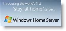 Microsoft Windows Home Server Logo