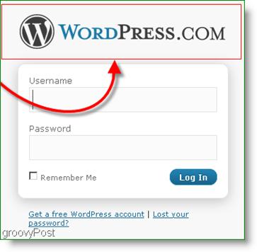 WordPress Logo on Login Page - logo-login.gif