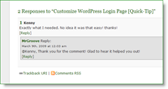 WordPress Threaded Comments :: groovyPost.com