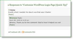 WordPress Threaded Comments :: groovyPost.com
