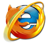 Internet Explorer and Firefox in one!