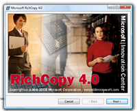 Microsoft RichCopy 4.0 Download :: groovyPost.com