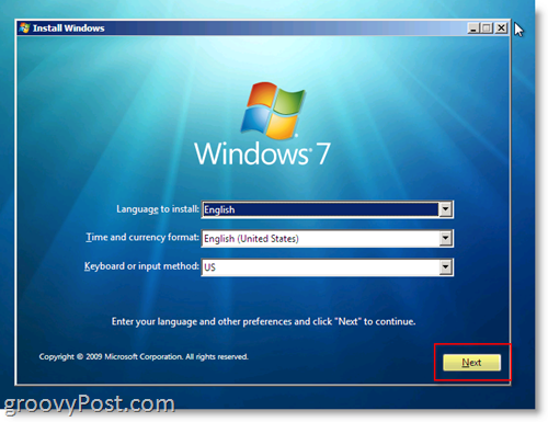 Windows 7 Install Dual-Boot using .VHD file