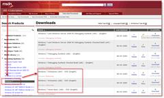 Winodws 7 Released - MSDN