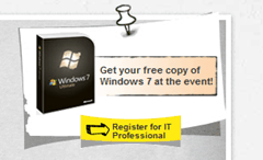 Microsoft gives away Windows 7