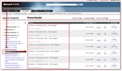 Winodws 7 Released - Technet