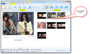 Microsoft Windows Live Movie Maker - How-To Make Home Movies Jackson