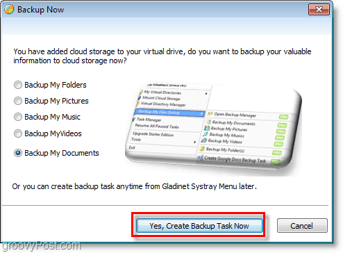 backup all of your files to skydrive automatically