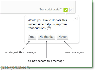 google asks for your help with improving voice transcription