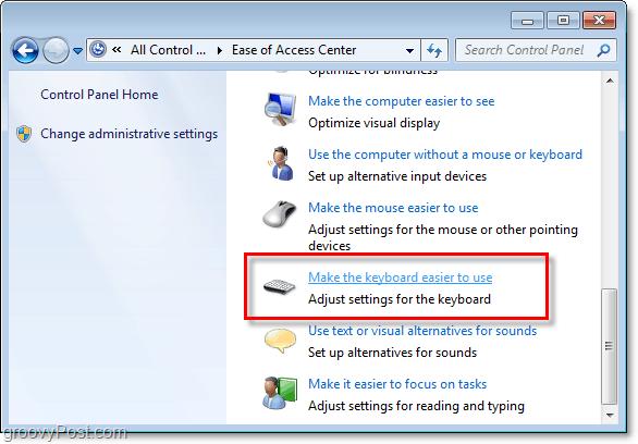 permanently turn off sticky keys windows 7