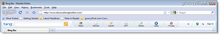 Bing bar is big! Bing bar is pretty! Is Bing Bar useful?