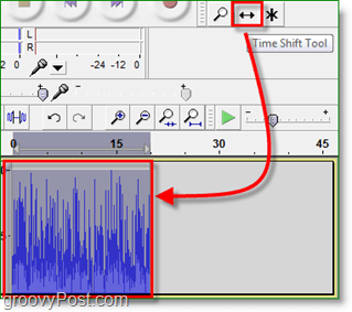 how to add fade audacity