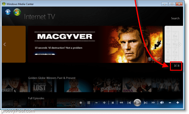 How to Watch TV Programming With Windows 7 Media Center