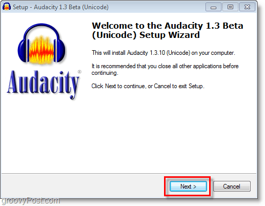 how to install free ringtone editor audacity