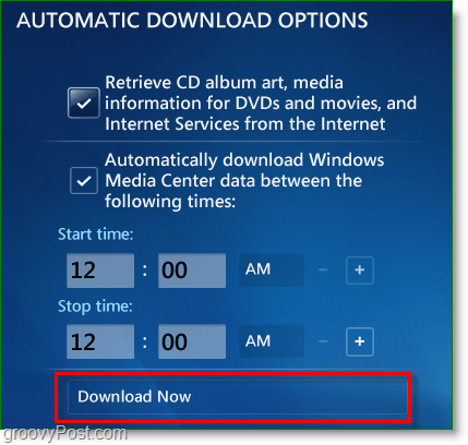 Windows 7 Media Center - download now
