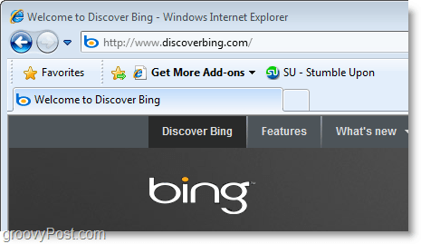 Internet Explorer 8 - all clean!  no more suggested sites