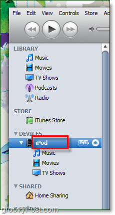 open iTunes and double click the current name of your device