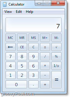 new windows 7 calculator