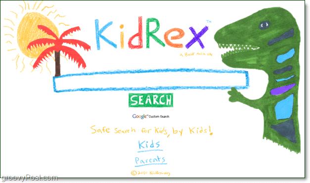 kidrex safe internet search for kid