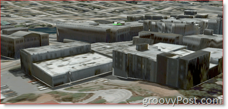 Bing Maps 3D - Seattle, WA