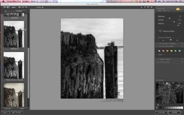 Nik Software Silver Efex Pro - Photo Software Review - Wet Rocks
