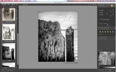 Nik Software Silver Efex Pro - Photo Software Review - Control Points