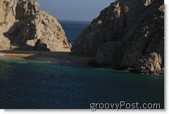 Cabo San Lucas Mexico Cliffs and Beaches Lovers Beach