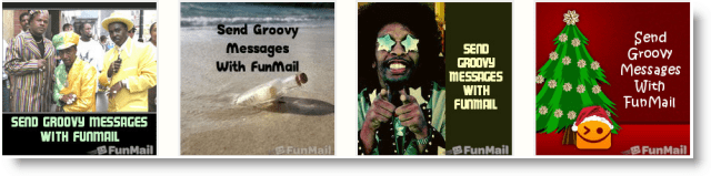 Groovy Review of Free Service FunMail
