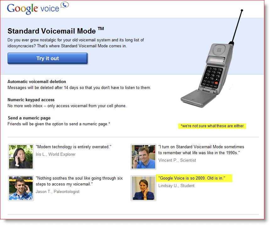 Google Gone Wild! [groovy April Fools 2010 Edition]