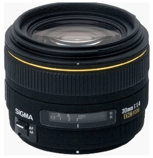 Signa 30MM f/1.4 ex dc hsm screenshot lens