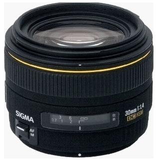 Signa 30MM f/1.4 ex dc hsm screenshot lens