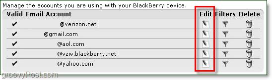 remove blackberry signature