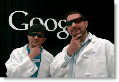 Google April Fools 2010 Extra Dimension in Street View