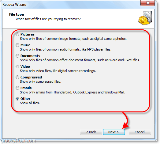 recover all types of files from deletion