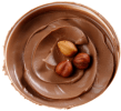 Gianduia is an italian hazelnut chocolate