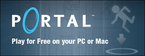 Steam is now available on Mac and Portal is temporarily free
