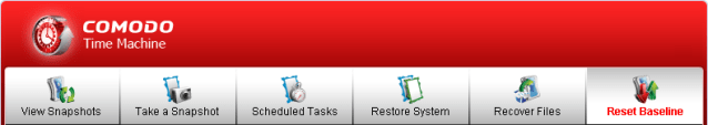 A Groovy Look at Comodo Time Machine for Data Recovery and Loss Prevention