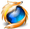 Groovy Firefox Logo